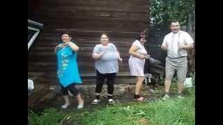 Танцы на деревне!