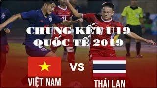 Highlights. U19 Việt Nam Vs U19 Thái Lan. Chung Kết Giải U19 Quốc Tế 2019