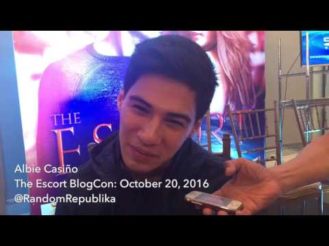 Albie Casiño reacts to the revelation that he is not the father of Andi Eigenmann's daughter