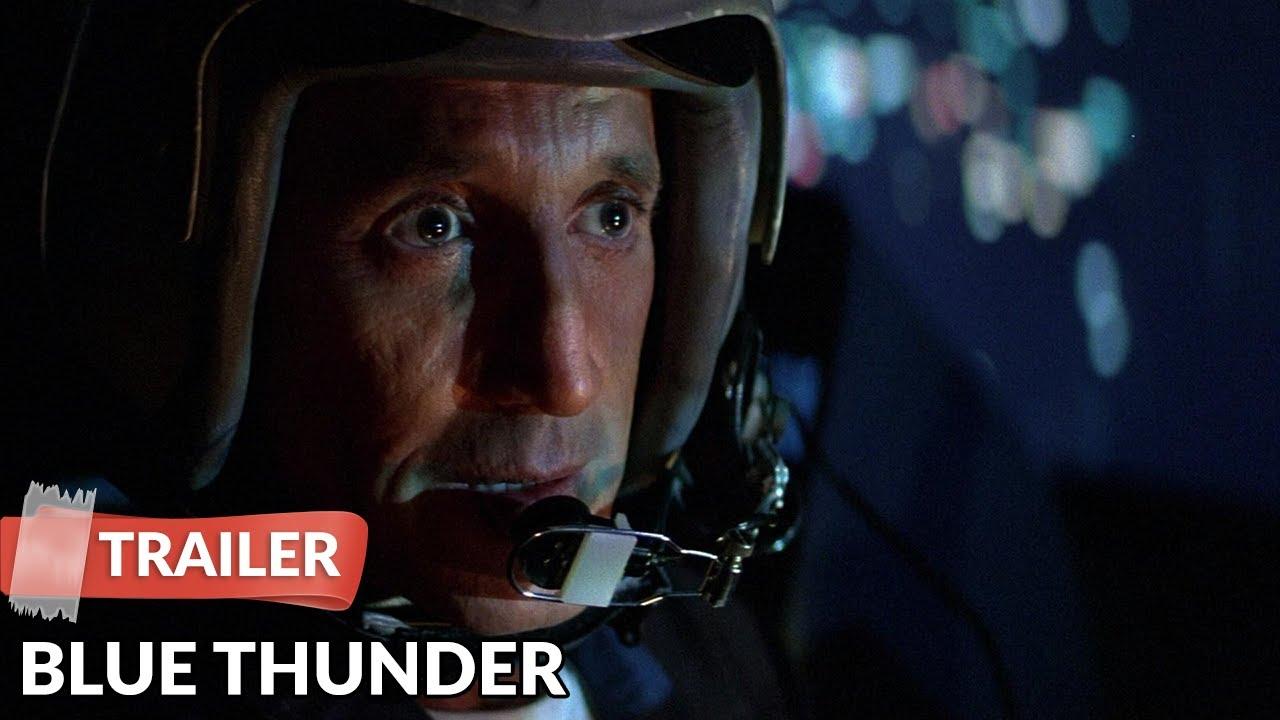 Download Blue Thunder 1983 Trailer HD | Roy Scheider | Warren Oates