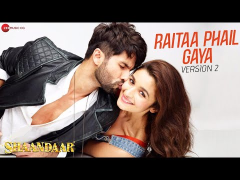Raitaa Phail Gaya (Version 2) song lyrics