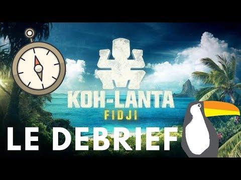 Debrief Koh Lanta Fidji Episode 1