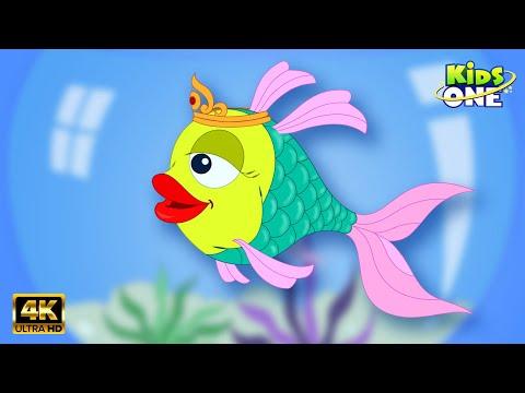 Little Fish    Telugu Animated Stories - KidsOne