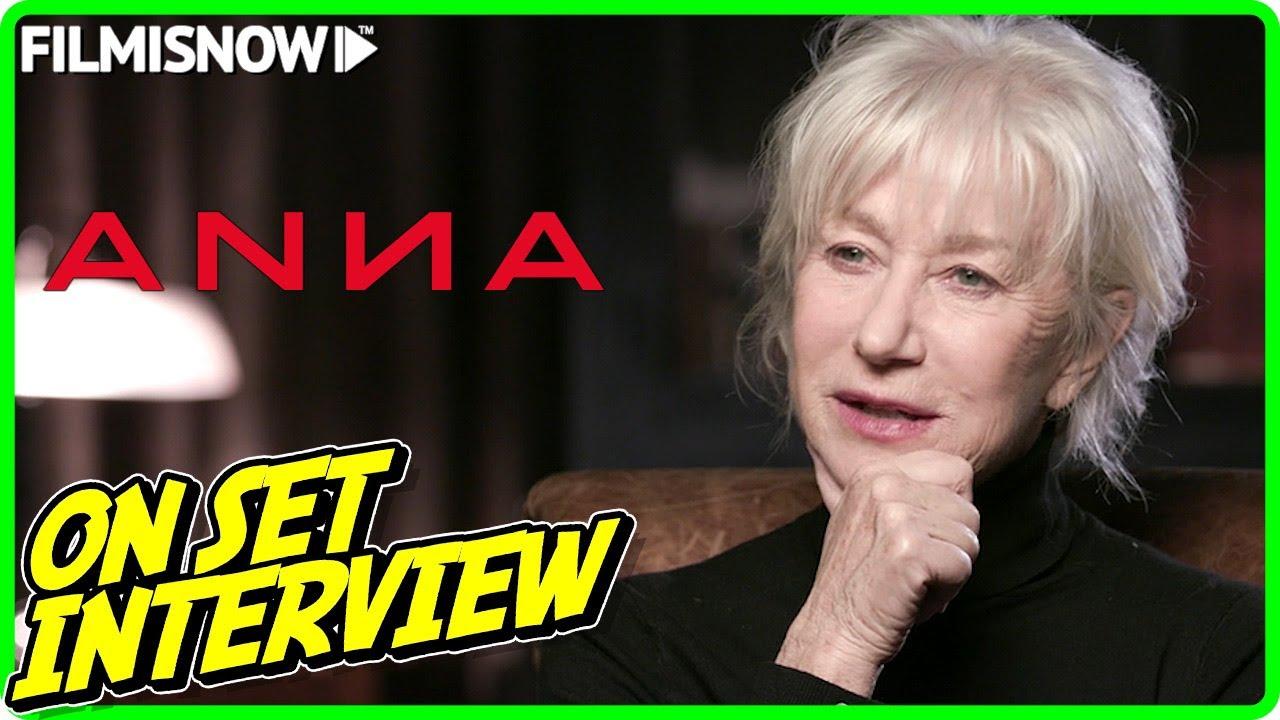 ANNA | Helen Mirren