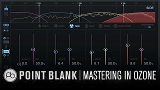 Mastering in iZotope Ozone 6 Part 3: Exciter and Maximizer