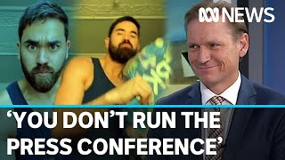 Andrew Probyn's unexpected TikTok moment | ABC News