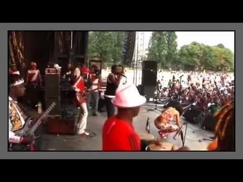 Werrason and at Bondy Festival