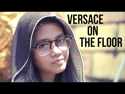 Versace On The Floor - Bruno Mars (Cover) By Hanin Dhiya