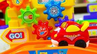 VTech Go! Go! Smart Wheels Ultimate RC Speedway Toy Cars | Kinder Playtime