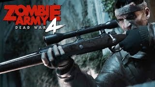 Zombie Army 4: Dead War - Cinematic Reveal Trailer | E3 2019