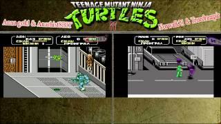 Стрим на скорость - TMNT 2 Черепашки ниндзя 2 (NES)
