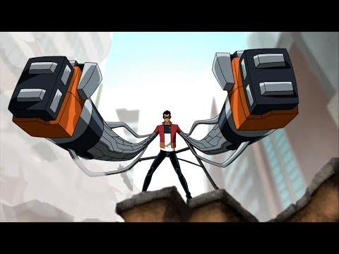 GENERATOR REX Theme - Revolution | Extended [HD]