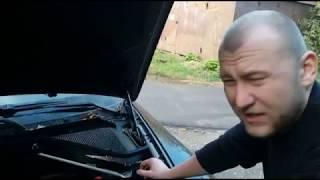BMW X6 Часть 3. Промывка форсунок и замена масла.