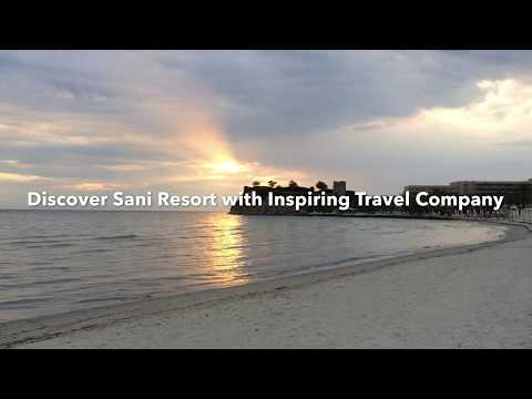 Inspiring Travel Company visits Sani Resort during Sani Gourmet