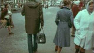 """Киев 1979 год, худ.фильм """"Я буду ждать"""""""