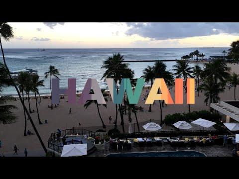HAWAII  - Day One - PARADISE