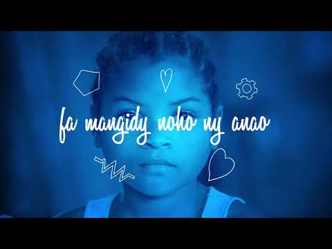 IO ALOHA By SAMOELA (Official Lyrics Video / Album: RADIO-N' AMBANIVOLO) Be Mozik! 2019