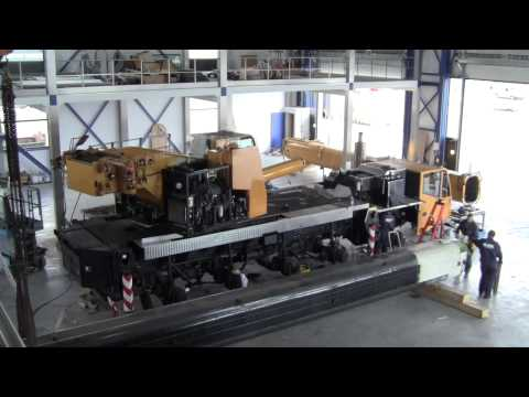 AVM Crane Repair