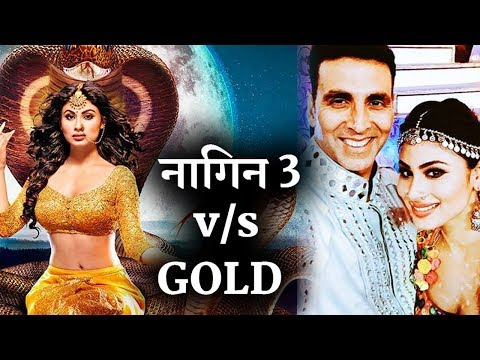 Mouni Roy's BIG Bollywood Debut with Akshay Kumar   Crazy 4 TV