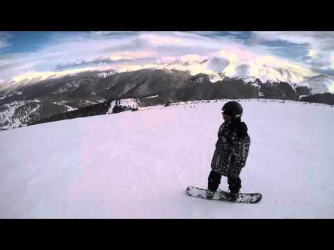 Colorado Skiing at Winter Park