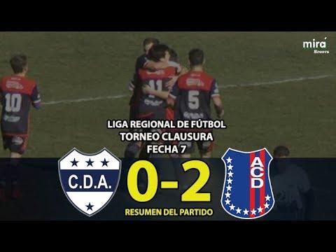 DEP. ARGENTINO vs AUTOMOTO - Resumen (0-2) | Fecha 7 Torneo Clausura LIGA REGIONAL DE FÚTBOL