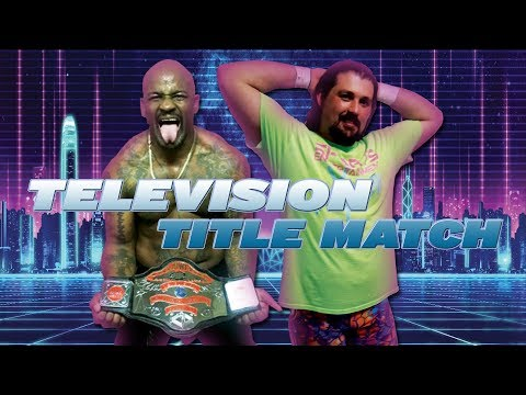 [FREE MATCH] Deget Bundlez vs Nathaniel Rose | AIWF World Television Title match (aew wwe indy)