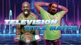 [FREE MATCH] Deget Bundlez vs Nathaniel Rose   AIWF World Television Title match (aew wwe indy)