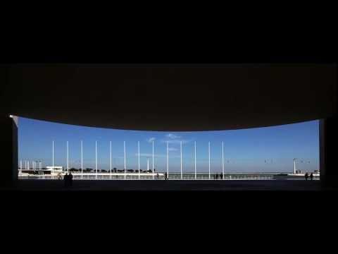 Portuguese Pavilion for Expo 1998 Lisbon . Álvaro Siza Vieira