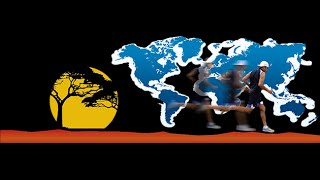World Superhero Suresh Joachim Attempt 10 World Records for World Peace Marathon.