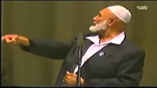 Pastor Escapes from Sheikh Ahmed Deedat