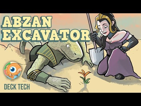 Instant Deck Tech: Abzan Excavator (Standard)