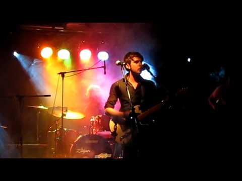The Chemist - Things Have Changed (live at SonicBids industry showcase, Perth, October 18 2009)