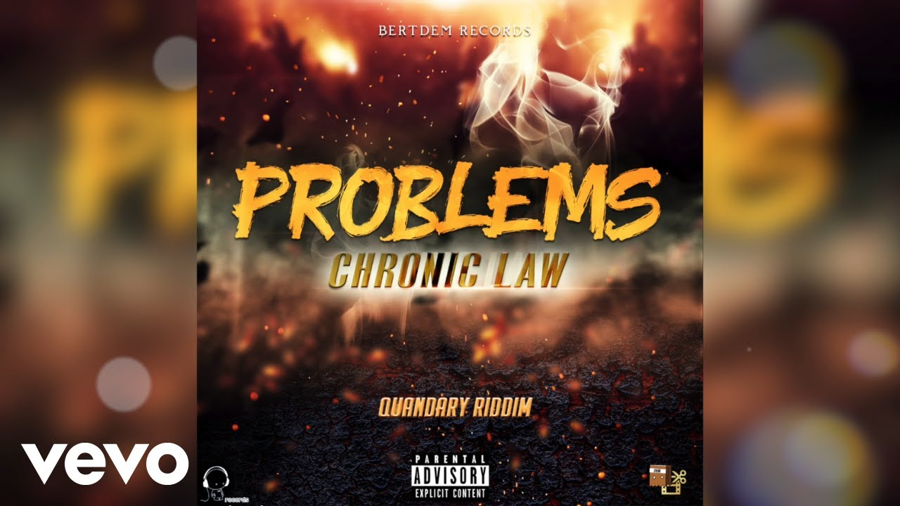 Chronic Law - Problems (Official Audio)