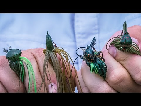 FLW Fishing 101 | Choosing the Right Jig