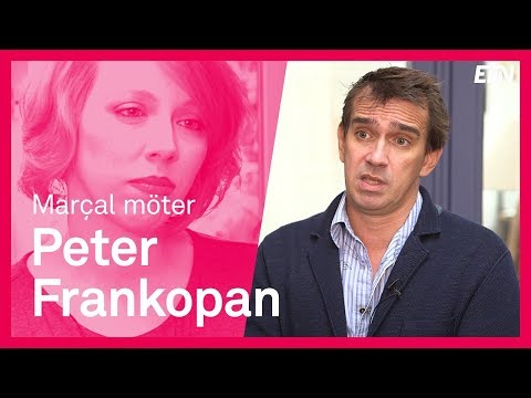 """Peter Frankopan: """"This is a new world"""""""