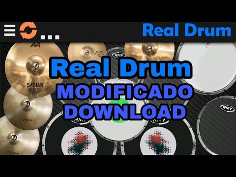 Real drum modificado : Wesley Safadao novinha vai no chão (Download) # 3