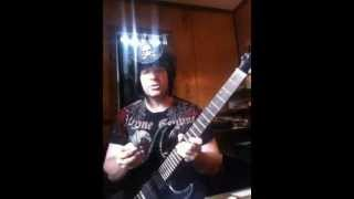 Jason Caine Guitar Lick of the Day - Dunlop Crybaby from Hell