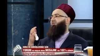 Cübbeli Ahmet Hoca-Teke Tek 2. Program Tek Parça-2 Ağustos 2009