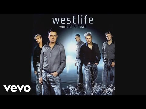 Westlife  I Wanna Grow Old with You Audio