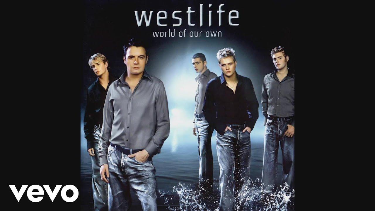 Arti Lirik dan Terjemahan Westlife - I Wanna Grow Old With You