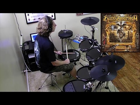 BLIND GUARDIAN // The Script for My Requiem // Drum Cover by Christian Carrizales