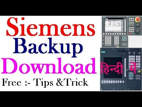 How To Siemens  Backup Download