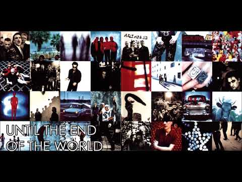 U2 - Achtung Baby FULL ALBUM - HQ AUDIO