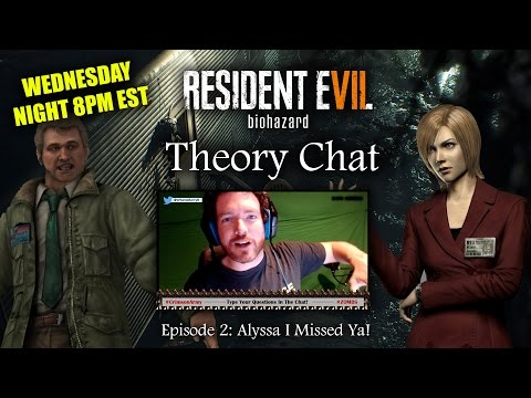 Theory Chat Episode #2: Talking Biohazard France Reveals