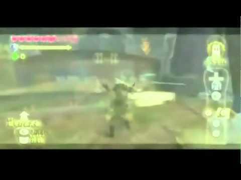 the legend of zelda skyward sword trailer