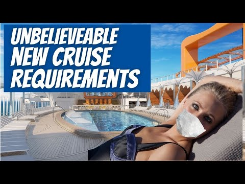 HUGE CDC CRUISE UPDATE: SHOCKING REQUIREMENTS FOR CRUISE LINES TO SAIL FROM U.S.!