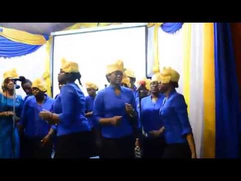 Shiloh Apostolic  Mass Choir Jamaica at FAOGM  Part 1