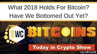What Is The Future Of Bitcoin In 2018? Have We Bottomed out Yet?