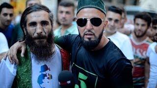 """""""Enayi"""" Dövmeli Genç Ahsen Tv'ye Konuştu"""