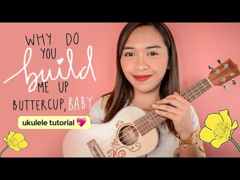 Build Me Up Buttercup (The Foundations) Ukulele Tutorial